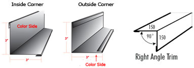 Metal Roofing Accessories