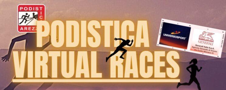 PODISTICA VIRTUAL RACES – LE CLASSIFICHE FINALI!