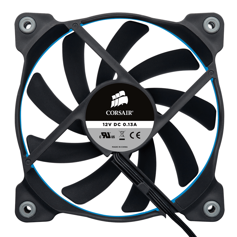 how to build a pc selecting case fans