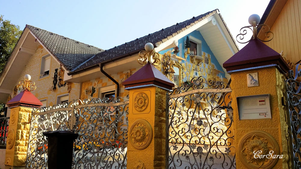 La casa dorata di Zbilje