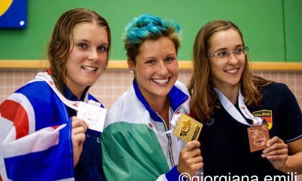 Europei 2015 di nuoto per salvamento: Meschiari regina