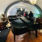 Passioni Piano apra in Aiacciu