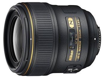 35mm Nikon F 1.4