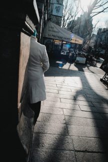 workshop street photography personale