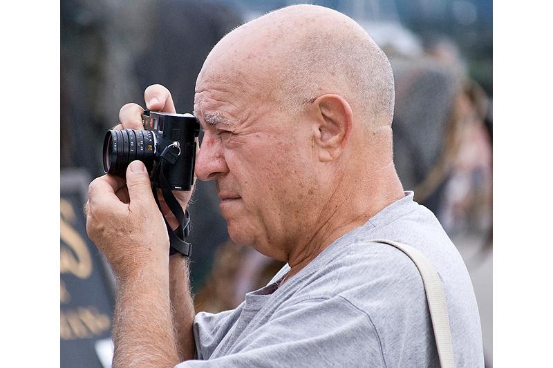 Constantine Manos con il 28mm