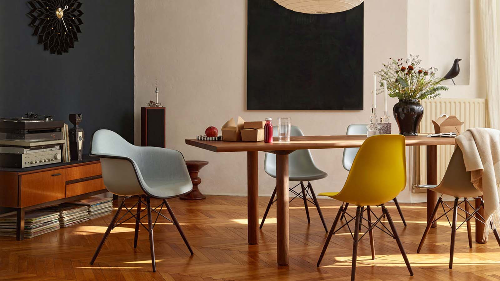 Daily from noon to 5 pm The History Of The Vitra Dsw Chair The Birth Of An Icon