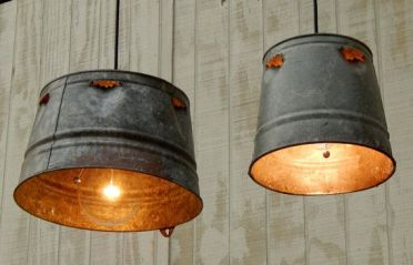 metalli come ferro e rame per arredare la cucina