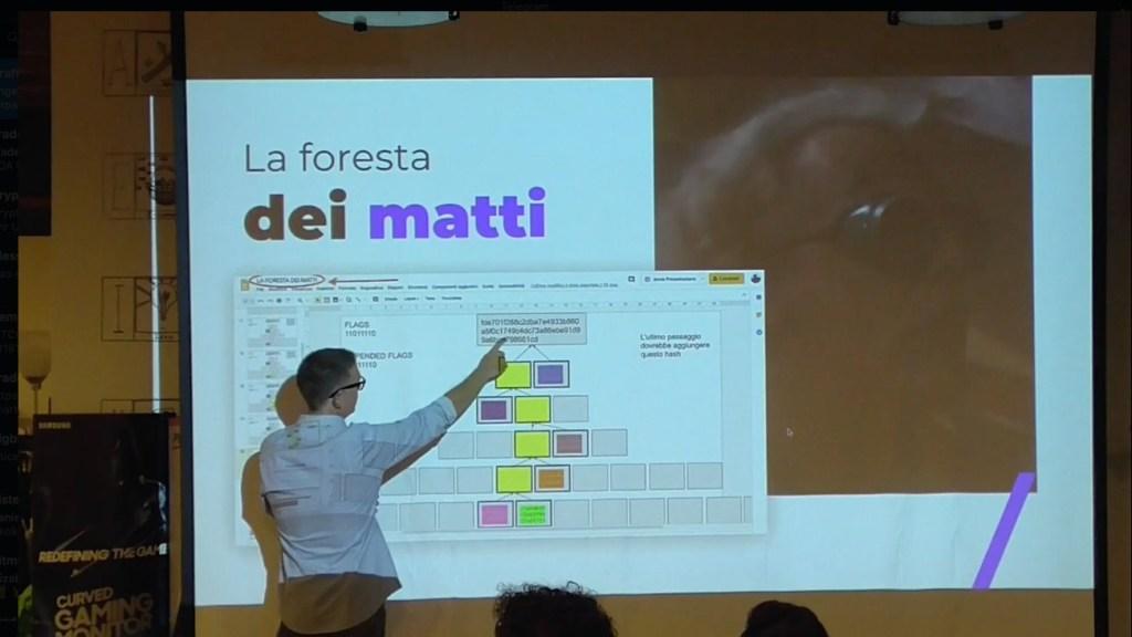 Merkle Tree - Bitcoin dalla teoria alla pratica Milano