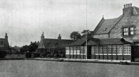 New Pavilionn (Opened July 1907)