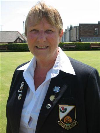 Ronnie McLaren - Ladies' Captain 2012&13