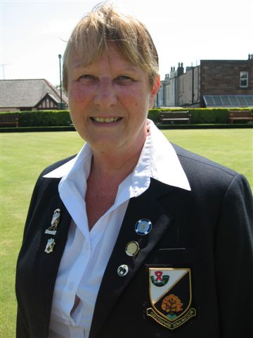 Ronnie McLaren - Ladies' Captain 2012&13