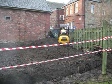 Development Starts Jan 2013