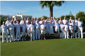 International Bowlers - Tour to Portugal 2011