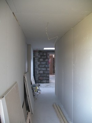 Nearing Completion - New Corridor