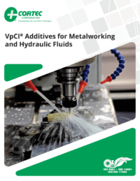 VpCI Additives for Metalworking and Hydraulic Fluids