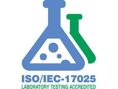 ISO 17025 logo