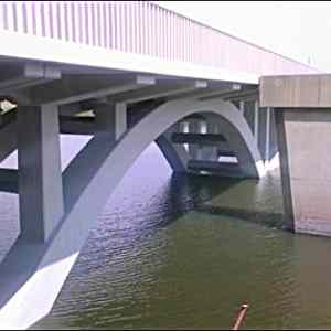 Brune Bridge in South Africa