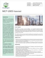 MCI-2005 PDS