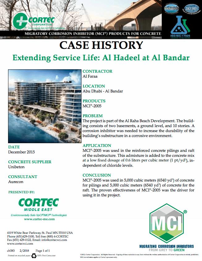 Case History 583