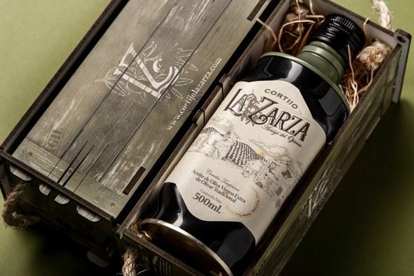 estuche aceite de oliva virgen extra