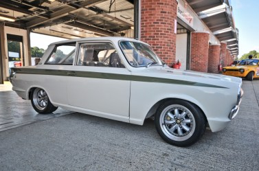 Cortina Mk1 Lotus Race