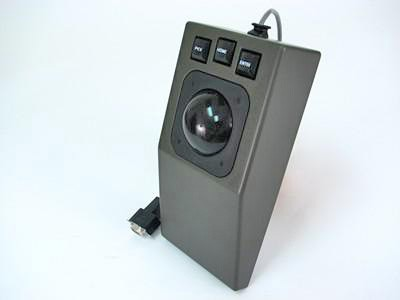 Cortron Model T25 Pointing Device T25  Non-Backlit Table Top Enclosure