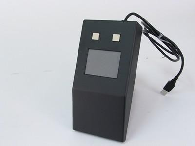 Cortron Model CUSTOM-PD Pointing Device TP001 Transducer Non-Backlit Table Top Enclosure