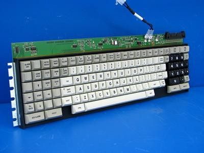 Cortron Model CUSTOM-KB Keyboard No Pointing Dev  Non-Backlit OEM Raw No Encl Enclosure Enhancement for Honeywell Micro Switch 104SD30 Series  Keyboard.
