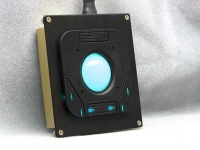 Cortron Model T20D Pointing Device T20D  Backlit Panel Mount Enclosure