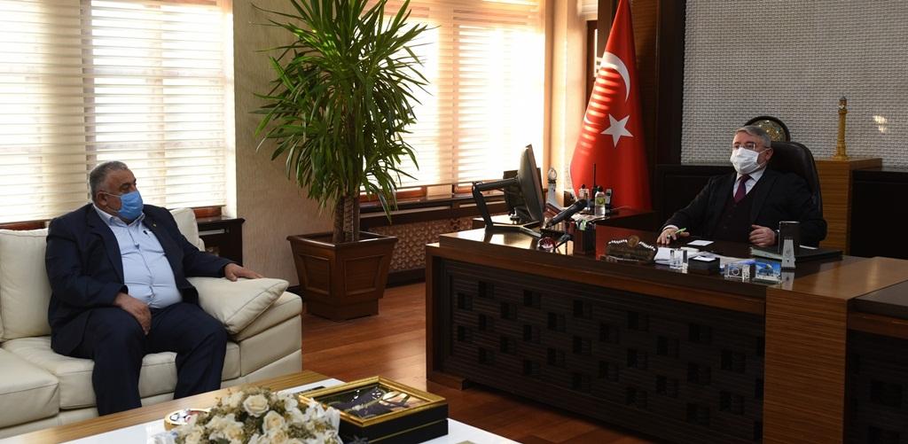 Çorum Belediyesi'nden Esnafa Destek