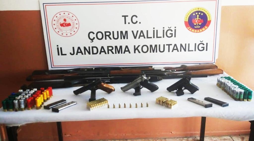 Silah Tüccarlarına Operasyon