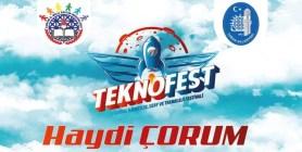 Haydi Çorum Teknofest ' e