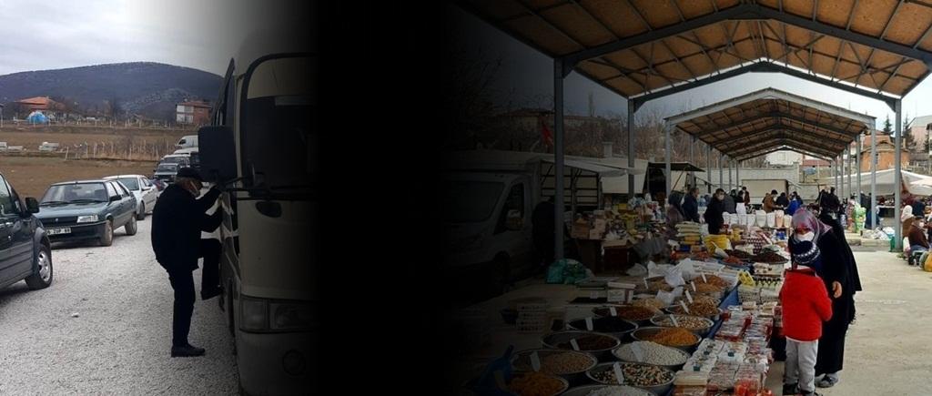 Ortaköy Pazar Yerine Ücretsiz Servis