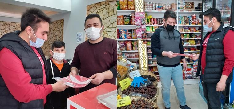 İskilip TÜGVA Şehitler Haftasını Unutmadı