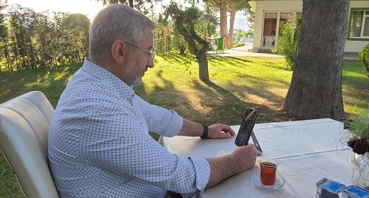 Başkan Aşgın'dan Çiftçilere Bayram Kutlaması