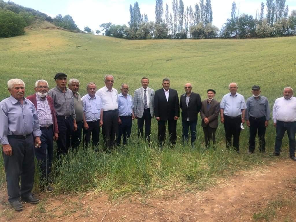 CHP Dayanışma Etkinliğine Katıldı