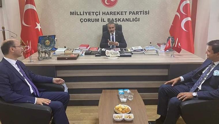 """""""MHP, Tecrübesiyle Demokrasinin Yapı Taşıdır"""""""