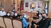 Başkan Aydın, LGS'de Başarılı Olan Öğrencileri Ağırladı