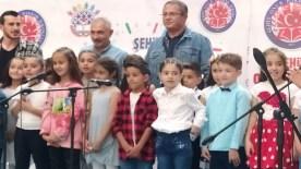Türkü Söyleyen Çocuklar AHL Park Avm'de Sahne Aldı