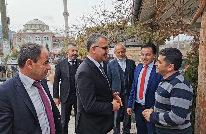 AHLATCI'DAN BOĞAZKALE VE LAÇİN'E ZİYARET