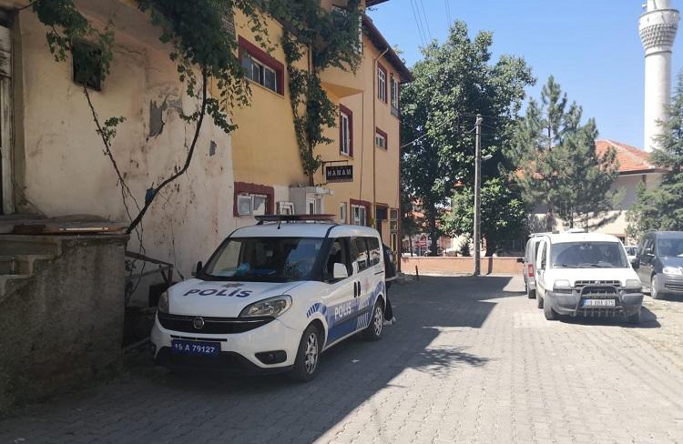 ÇORUM'DA HAMAMDA 2 KİŞİ ÖLDÜ