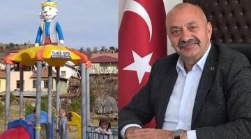 BAŞKAN İSBİR'E TEŞEKKÜR ETTİLER