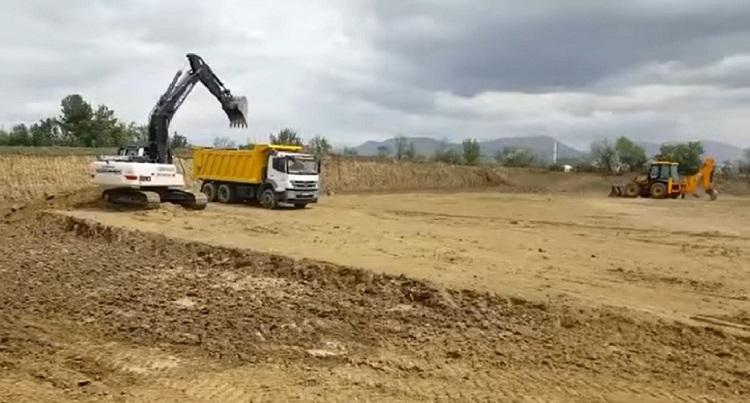 Ortaköy'e çim futbol sahası yapılacak