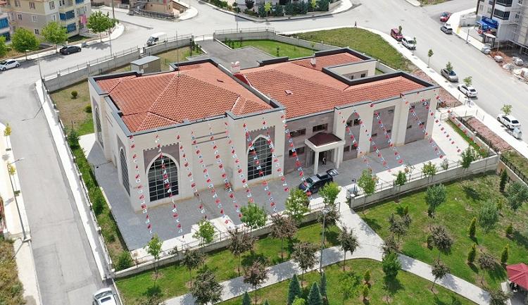 Melikgazi Kültür Merkezi açıldı
