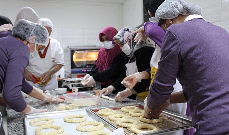 Glutensiz mutfakta uzmanından eğitim