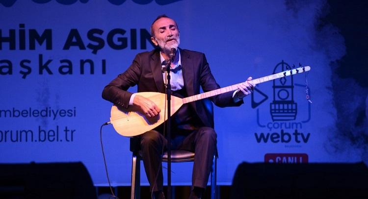 Cengiz Özkan'dan harika konser