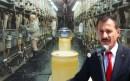 Çorum'a yem ve süt tozu fabrikası