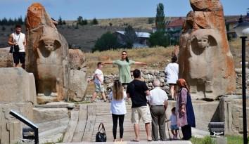 Turistlerin ilgisini çeken ören yerimiz