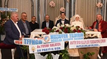 Çorum Ak Parti'ye CHP'li gelin