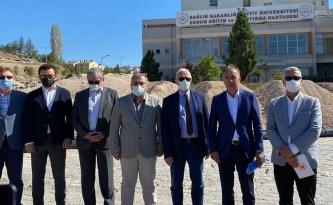 Yeni hastanenin maliyeti 120 milyon TL